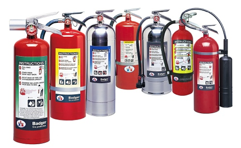 Eastern Fire Suppression Fire Extinguishers
